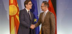 Pendarovski-Maas: Maqedonia dhe Gjermania kanë ndërtuar marrëdhënie miqësie, të mbushura me besim dhe respekt të ndërsjellë