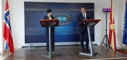 Soreide: Mendoj se është në interes të BE-së anëtarësimi i të gjitha vendeve të Evropës