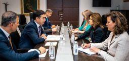 Димитров-Бернс: Извонреден напредок е направен во Северна Македонија, важно е да се искористи овој моментум