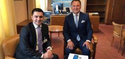 Takimi Bekteshi-Duran: Maqedonia e Veriut mori ofertë nga UNCTAD përmes Programit për shkencë, teknologji dhe inovacion për ta përshpejtuar zhvillimin dhe produktivitetin e ekonomisë