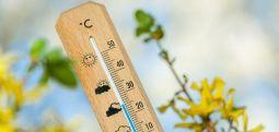 Prej sot do të ketë rritje të temperaturave me 7 deri 8 gradë Celsius
