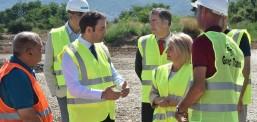 Tetovë:Pastrohet lokacioni i destinuar për stacion pastrimi të ujërave të zeza në Tetovë