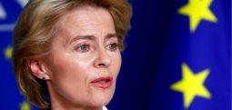 Ursula von der Leyen u emërua zyrtarisht presidente e Komisionit Evropian