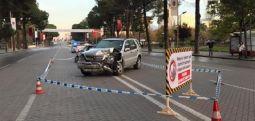 Shkup: Policia ka regjistruar 30 aksidente trafiku