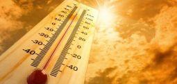 Sot mot i nxehtë me temperatura deri në 36 gradë Celsius