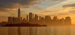 ABD'de kavruluyor, New York'ta acil durum: Hava 44 derece olacak