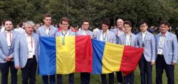 Soydaş matematikçi, altın madalyayla Romanya'nın yüz akı oldu