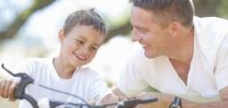 Cilat janë tiparet që fëmija i trashëgon vetëm nga babai?