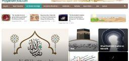 Peygamberyolu.com sitesini ziyaret ediyor musunuz?