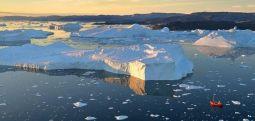Grönland'a günde 10 milyar ton buz eriyor: 'Bir ayda deniz seviyesi 0,5 mm yükseldi'