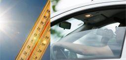 Во автомобил во Загреб измерени 81 Целзиусов степен