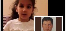 Kaçırılan Tunç'un kızı babasına seslendi: 'Seni çok özledim, hemen gelirsin inşallah'