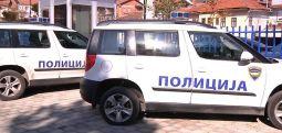 Policia në Tetovë në gjah pas  persona të përfshirë në trafik droge