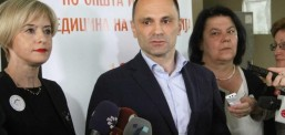 Qendra e re klinike, Filipçe fton VMRO-në të marrë pjesë në trupat e punës