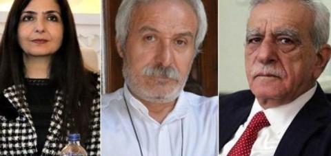 Bakanlık açıkladı: Diyarbakır, Mardin ve Van büyükşehir belediyelerine kayyım atandı