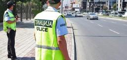 Policia në Tetovë, aksion kontrollues ndaj motoçiklistëve