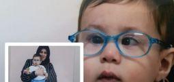 Babai i Muazit të vogël, që është në burgun turk së bashku me nënën e tij : Djali im nuk më njihte