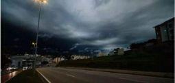 Среде ден – мрак во Сао Паоло