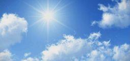 Сончево со мала облачност и температура до 38 степени