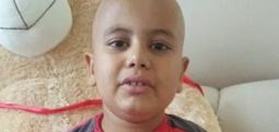 Kanser hastası Ahmed Burhan: Babama sarılmak ve iyileşmek istiyorum