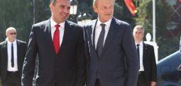 Tusk apel te vendet anëtare: Të fillohen negociatat me Shkupin