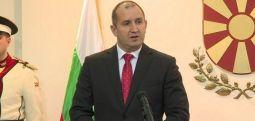 Radev: Mbështetja për Maqedoninë e Veriut nuk do të jetë pa kushte