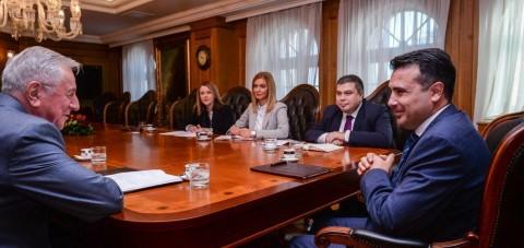 Qeveria forcon bashkëpunimin me Këshillin e ri të Ambasadorëve