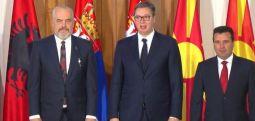 Zaev: Qëllimi jonë është që Ballkani të jetë më konkurrent dhe më tërheqës