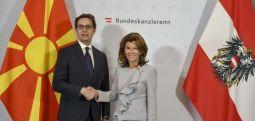 Pendarovski – Bierlejn: Marrëdhëniet bilaterale mes dy shteteve stabile dhe miqësore