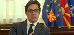 Pendarovski: Jepni shansin Maqedonisë së Veriut