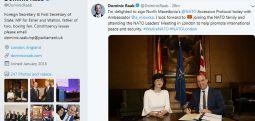 По Италија денеска Протоколот за пристапување во НАТО ратификуван и во Велика Британија