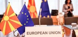 Liderët e BE-së sot dhe nesër do të vendosin nëse Maqedonia e Veriut mund të fillojë bisedime
