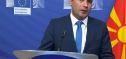 Zaev: Vendimi për hapjen e negociatave na duhet tani