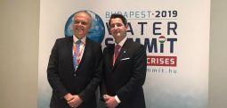 Ministri Nuredini në Samitin e Ujrave në Budapest
