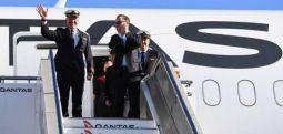 Dünyanın en uzun ticari uçuşu: '19 saat 16 dakika havada kaldılar'