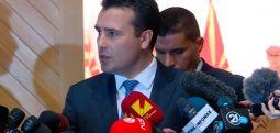Zaev: Më 12 prill 2020 do të mbahen zgjedhjet e parakohshme parlamentare