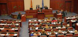 Maqedoni, Ligji për të falimentuarit dhe për informacionet e klasifikuara sot para deputetëve