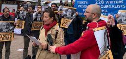 """Sürgün Gazeteciler'den tutuklu gazetecilere: """"Sizi unutmadık, çok özlüyoruz! Size ihtiyacımız var…"""""""