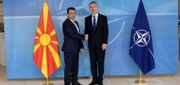 Zaev-Stoltenberg: Maqedonia mbetet e përkushtuar drejtë proceseve euro-atlantike