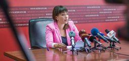 Царовска: Со зголемување на пензиите за 700 денари, просечната ќе биде 15.500 денари