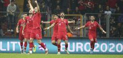 A Milli Futbol Takımı 2020 Avrupa Futbol Şampiyonası'nda