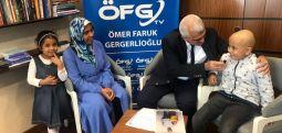 Tedavi için Almanya'ya gitmesi gereken Ahmet Burhan Ataç: Lütfen annemin pasaportunu verin artık