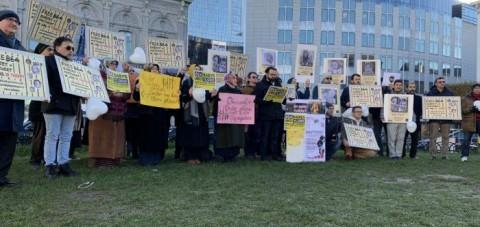 Türkiye'de #780BebekHapiste sesleri Avrupa Parlamentosu'nda