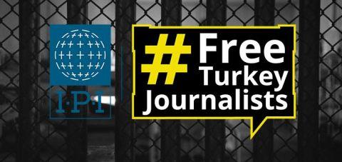 'Tutuklu 120 Gazeteciyle Dünya Rekoru Türkiye'de'