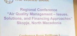 Konferencë: Menaxhim me cilësinë e ajrit në rajonin e Ballkanit Perëndimor