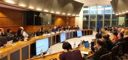 """SHMP """"Jahya Kemal"""" institucioni i parë arsimor nga vendi që mori pjesë në Forumin Vjetor për Ushqimin dhe Përfshirjen Sociale në Bruksel."""