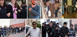 Turkey detains 261,000, arrests 91,000 in post-coup crackdown on Gülen followers