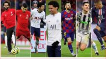 Dünya'nın en iyi 20 futbolcusunun doğaya maliyeti yılda 505 ton karbondioksit