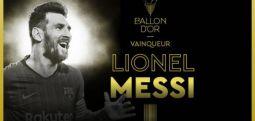"""Më i miri në histori, Leo Mesi fiton të gjashtin """"Top të Artë"""""""