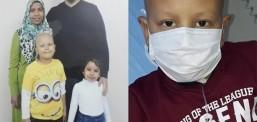 Турските власти спречуваат лекување на дете болно од рак на коските